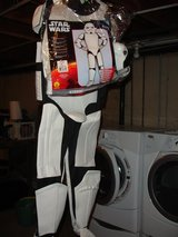 star wars storm trooper costume in Naperville, Illinois
