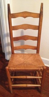 OAK RUSH  BOTTOM CHAIRS in Fort Campbell, Kentucky