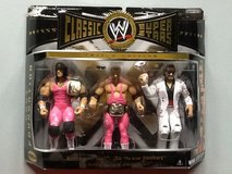 WWE Classic Champions 3 Pack #1 in Camp Lejeune, North Carolina