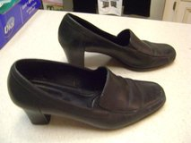 Ladies Black Heels Size 8 1/2 to 9 -- Excellent Condition in Kingwood, Texas