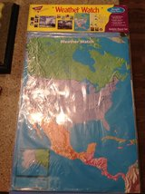 New Weather Watch Bulletin Board Set in Chicago, Illinois