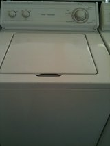 $KITCHEN AID WASHER & DRYER SET HEAVY DUTY SUPER CAPACITY REFURB WARNTY in Quantico, Virginia