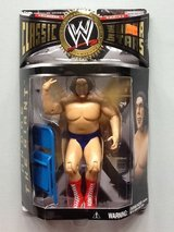 """WWE Classic Andre """"The Giant"""" in Camp Lejeune, North Carolina"""