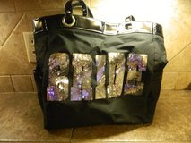 "black ""BRIDE"" bag in Kingwood, Texas"