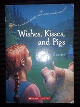 Wishes, Kisses, and Pigs book in Camp Lejeune, North Carolina